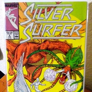SILVER SURFER #8 NM